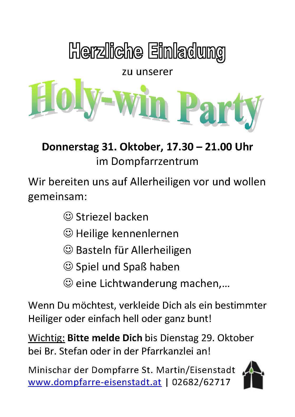 Holy-win Party